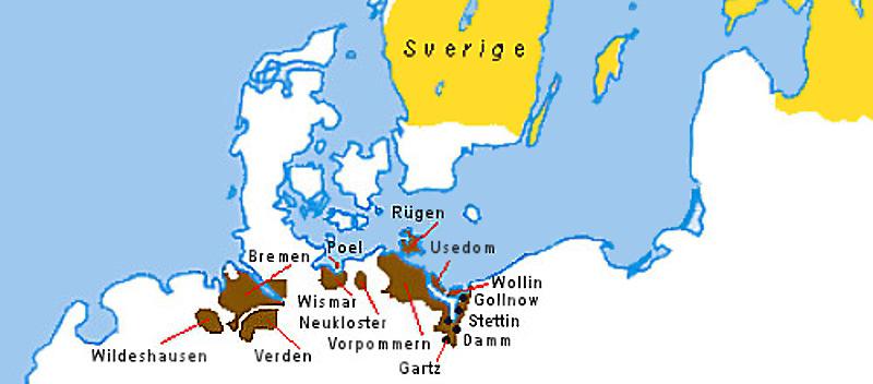 Westfaliska Freden Svenska Freder Historiesajten