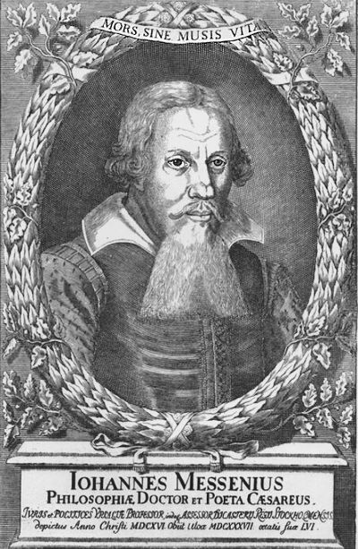 Johannes Messenius