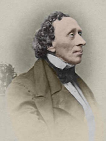 Hans Christian Andersen Historiesajten